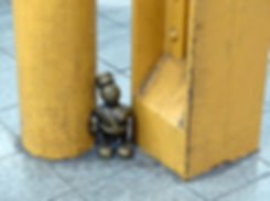 New-York - Tom oterness - Life Unerground