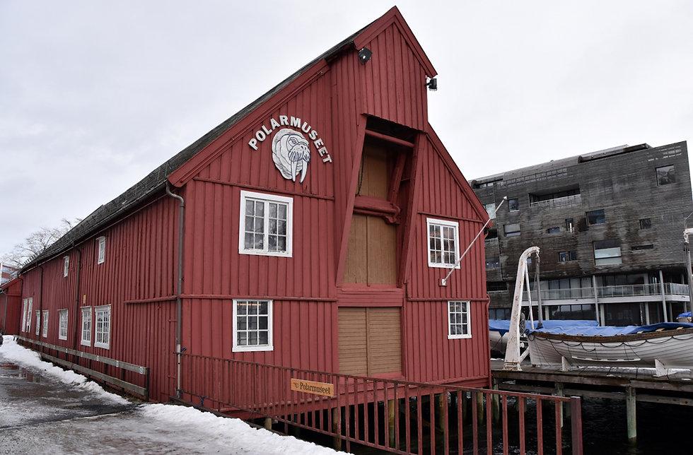 Norvège - Tromsø - Polarmuseet