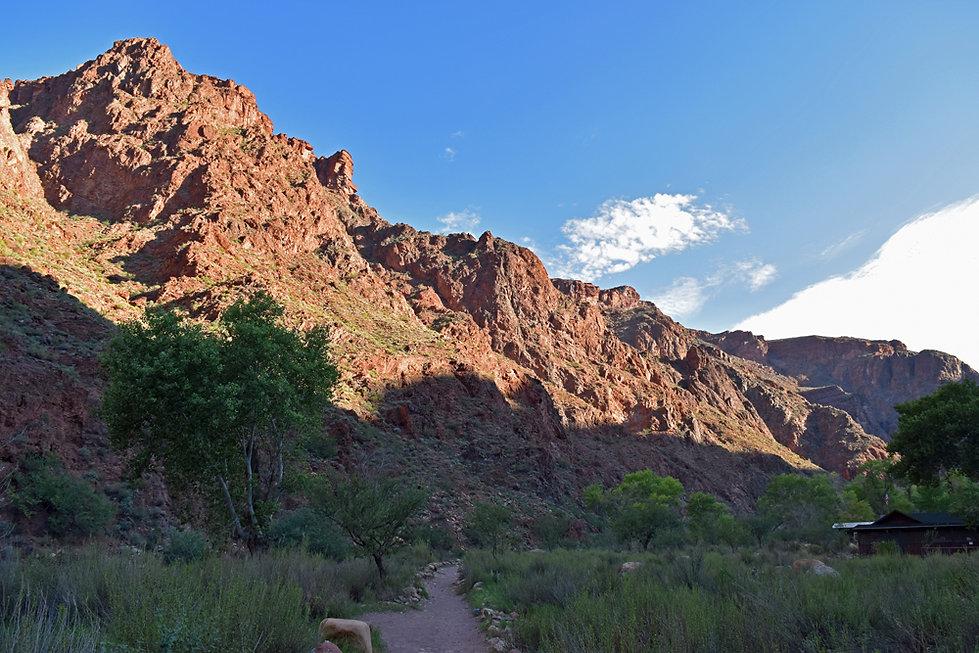 Arizona - Grand Canyon National Park - Bright Angel Campground