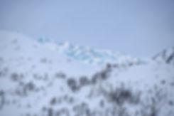 Norvège - Alpes de Lyngen - glacier