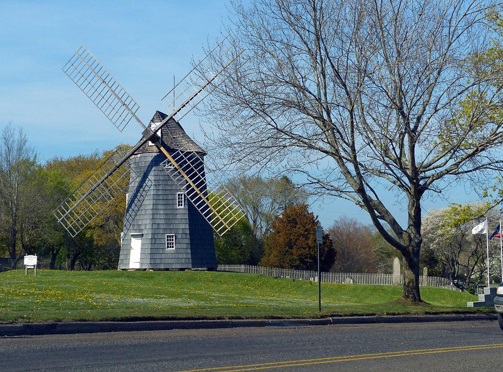 East Hampton moulin mill