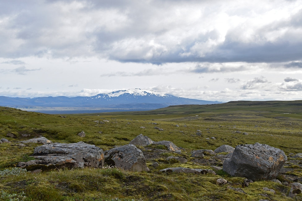 Hekla volcan