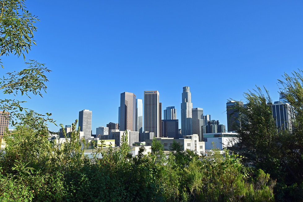Los Angeles - Vista Hermosa Park - Downtown