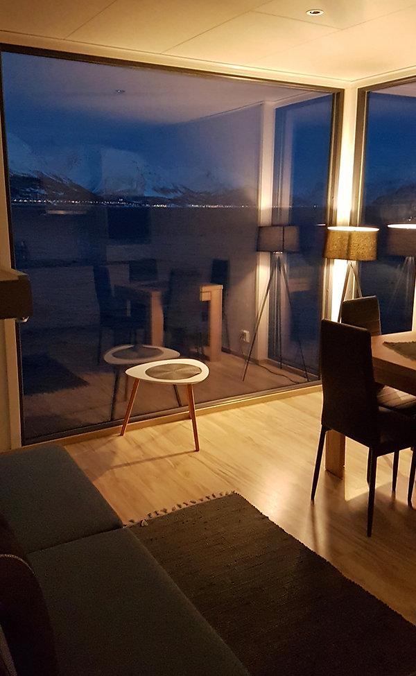 Norvège - Aurora Fjord Cabins
