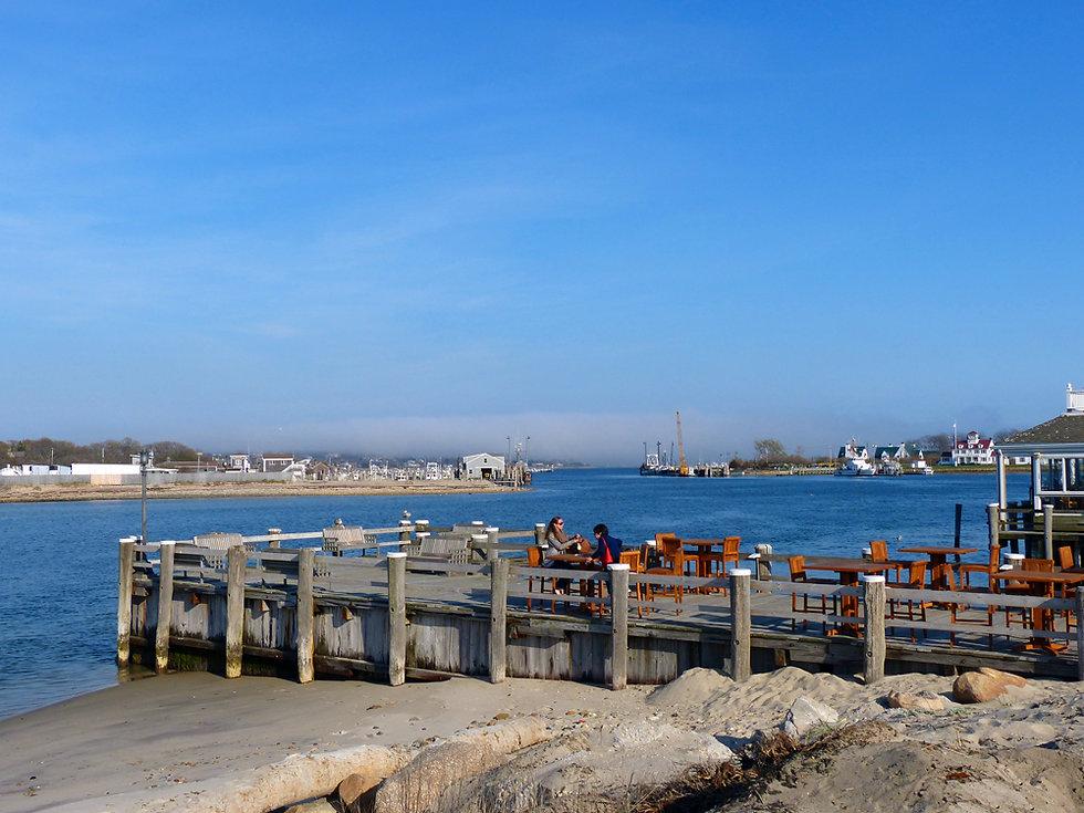 Montauk Gosman's Dock