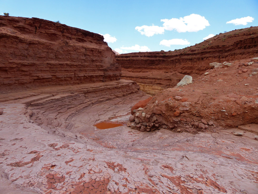 Marble Canyon Cathedral Wash Trail