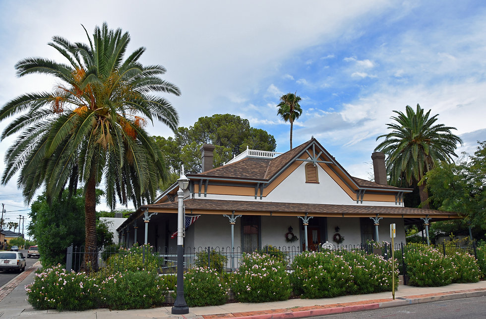 Tucson - El Presidio