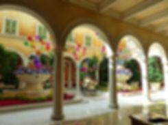Las Vegas Bellgio Lobby
