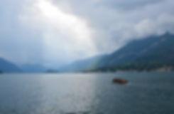 Lac de Côme bateau