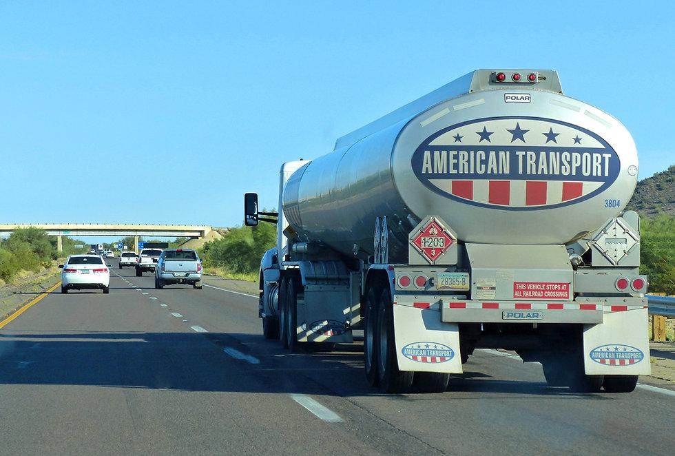 Arizona - Interstate - truck