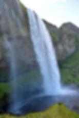 Seljalandsfoss islande icelans cascade