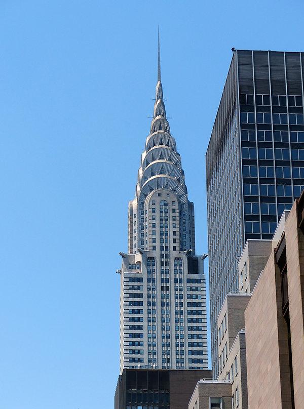 New-York - Chrysler Building