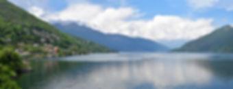Lac majeur rives