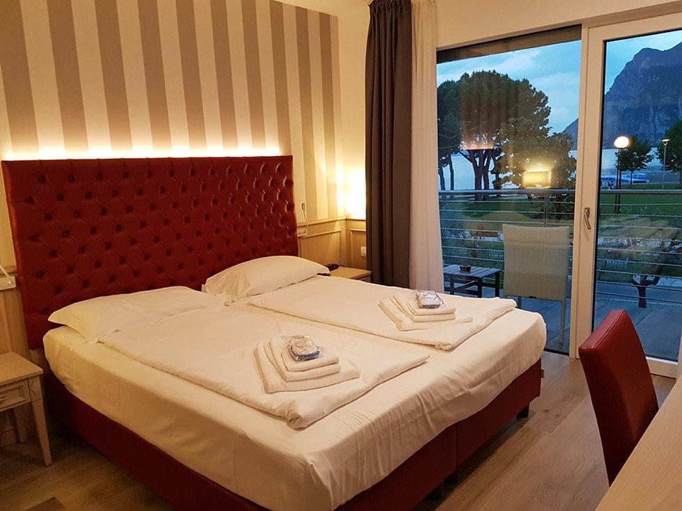 Lac de Garde Riva del Garda Hotel Bellariva
