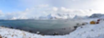 Norvège - Lofoten - Yttersand - plage