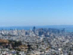 San Francisco - Twin Peaks - Downtown