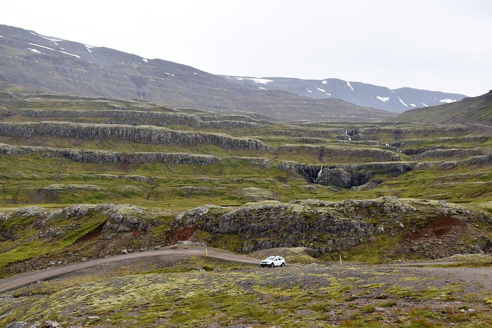 Mjóifjördur fjord est islande east iceland duster