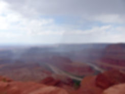 Dead Horse Point State Park averse