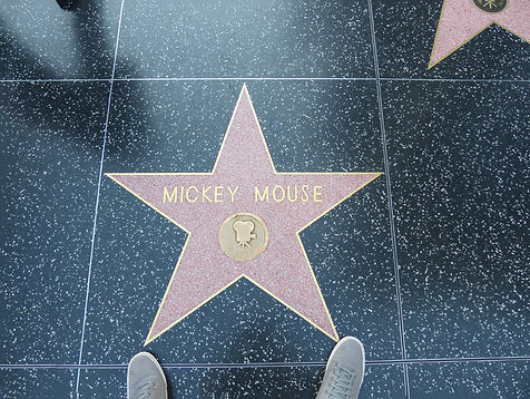 Hollywood Boulevard Mickey Mouse
