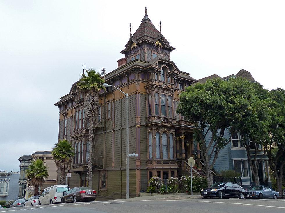 San Francisco maison victorienne