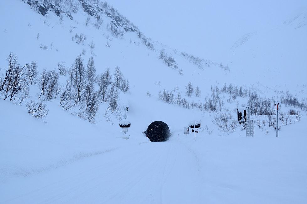 Norvège - Senja - hiver