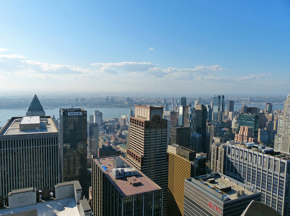 New-York - Top of the Rock