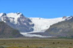 Svínafellsjökull Vatnajökull islande iceland