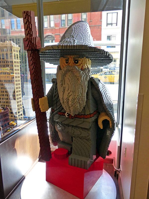 New-York - Lego store