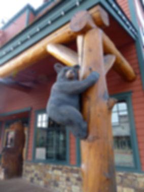 Jackson Hole sculture ours