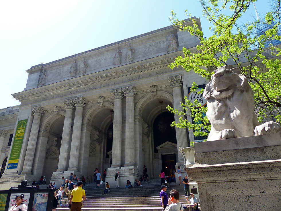 New-York - Public Library