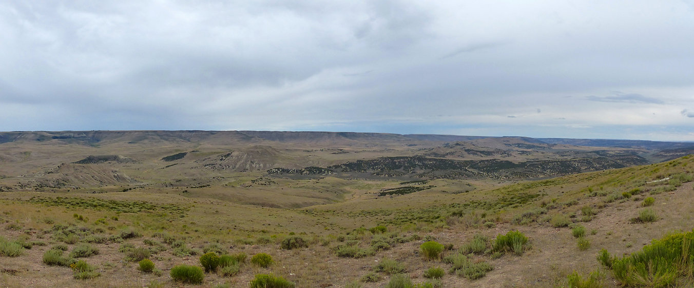 Wyoming paysage