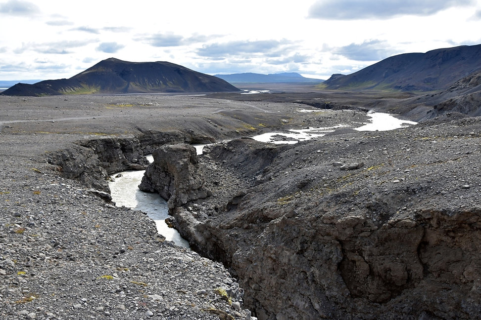 islande F335 rivière torrent