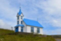 Stödvarfjördur church guesthouse fjord est