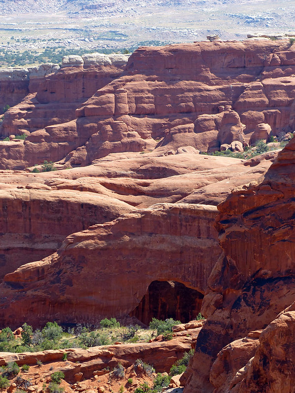 Arches National Park Devil's Garden Black Arch