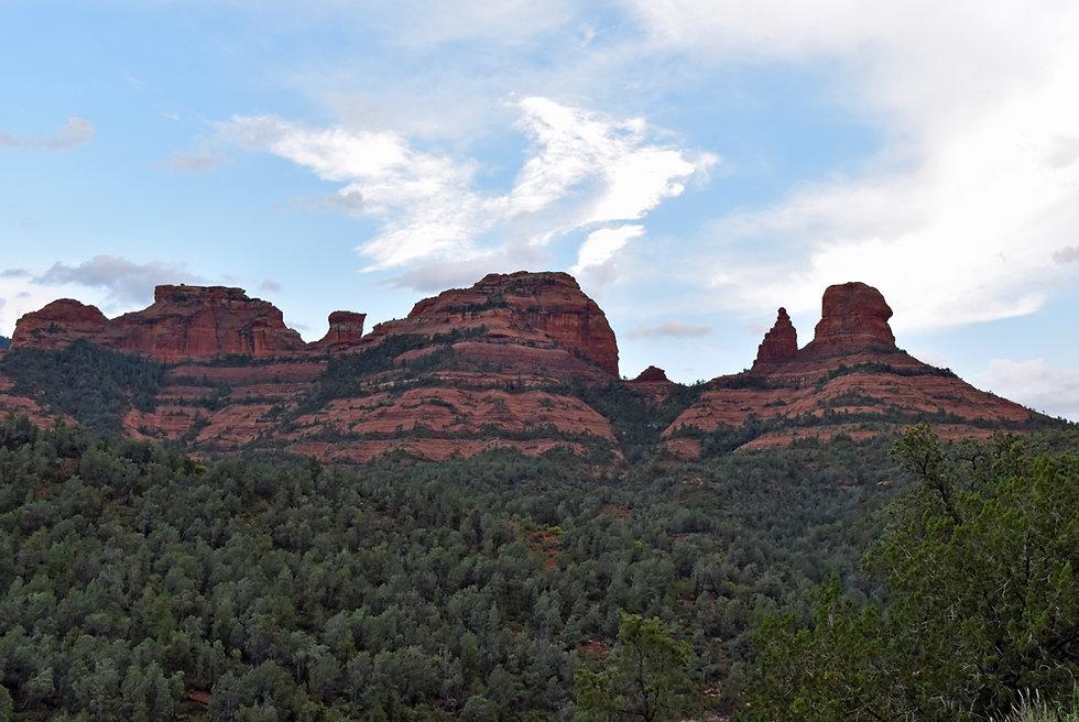 Arizona - Sedona - Red Rocks