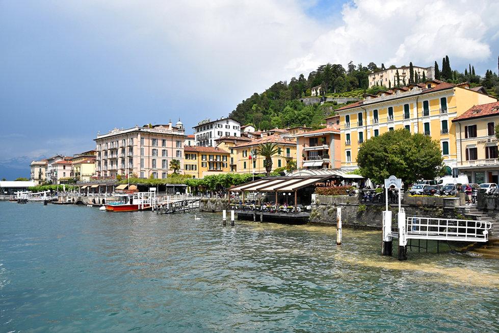 Lac de Côme Bellagio