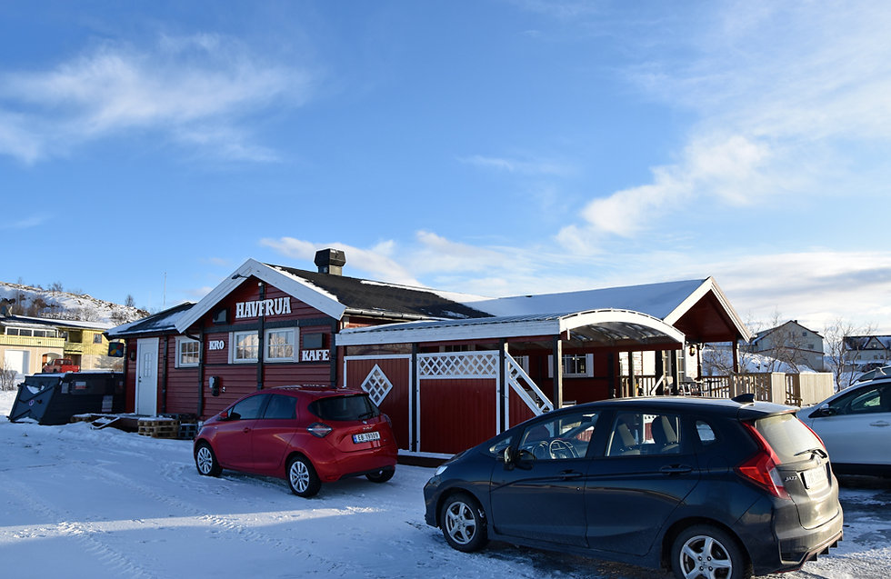 Norvège - Kvaløya - Sommarøy - Havfrua Kro