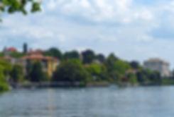 lac majeu verbania pallanza villa
