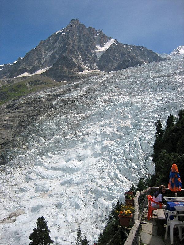 Chamonix - Chalet des Pyramides - Glacier Bossons