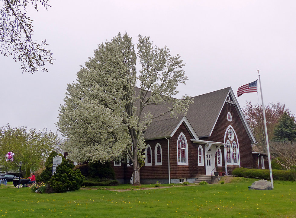 Southampton - United Methodist Church