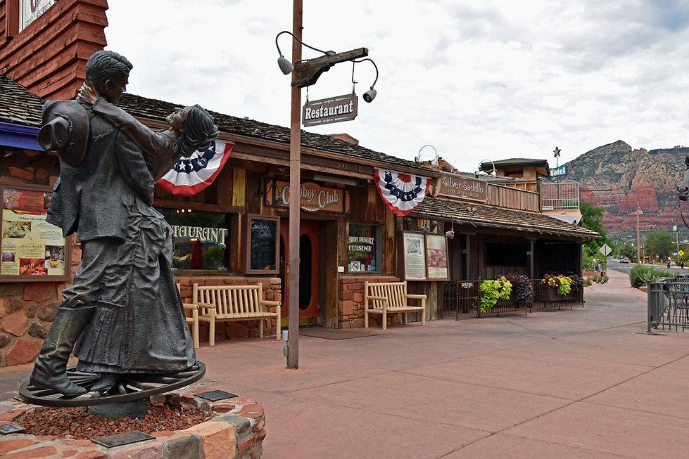 ona - Sedona - Cowboy Club Restaurant