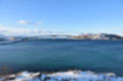 Norvège - Kvaløya - Sommarøy - pont
