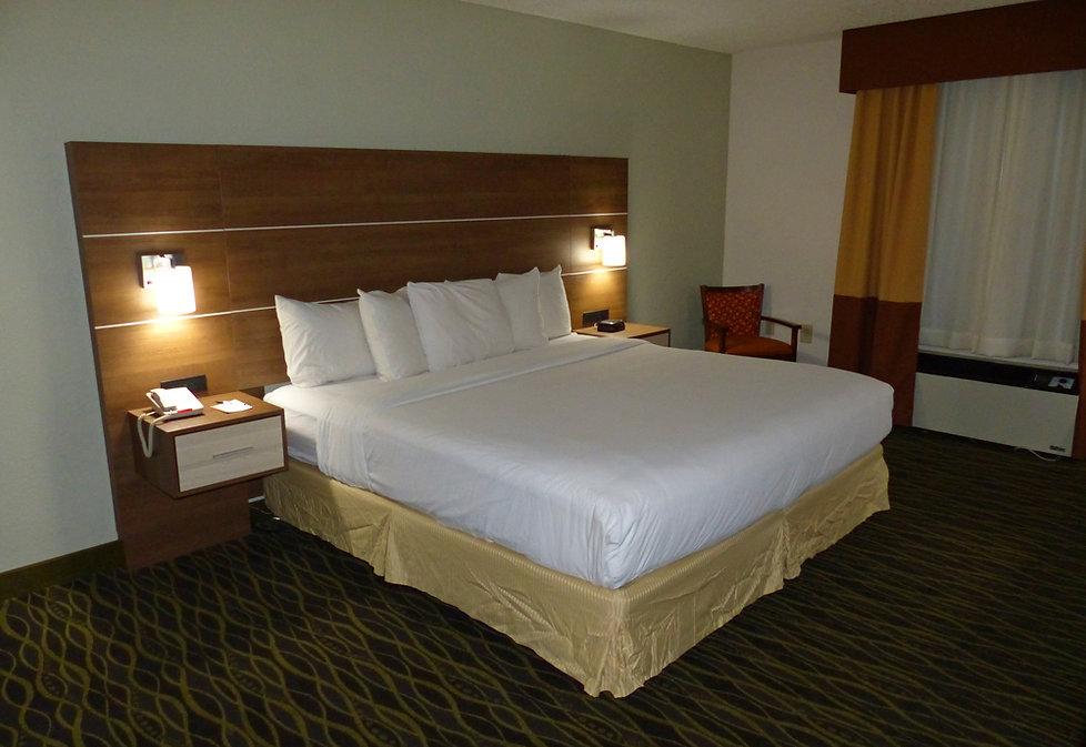 Arizona - Qualitu Inn - Williams - chambre