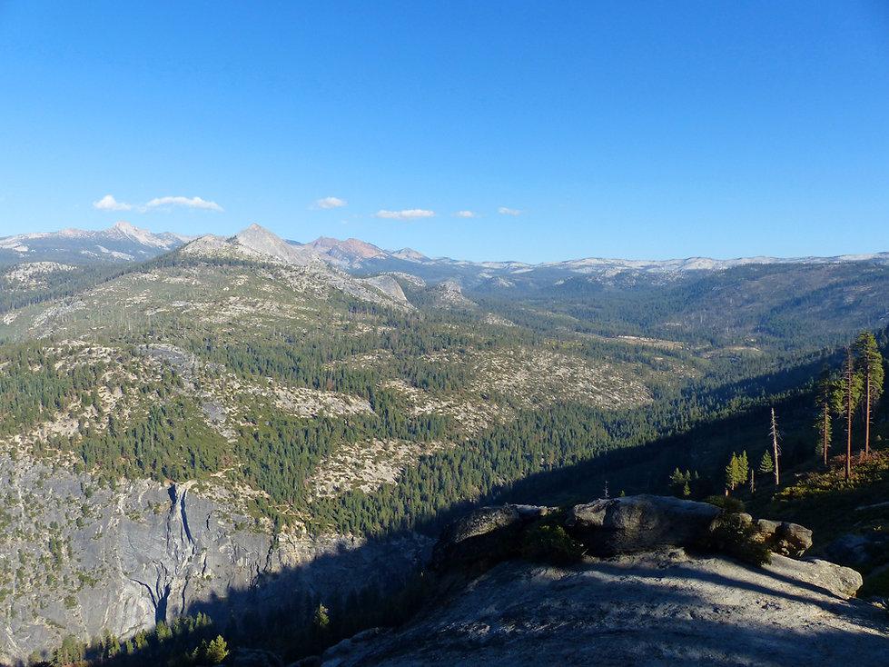 Yosemite National Park Washburn Point
