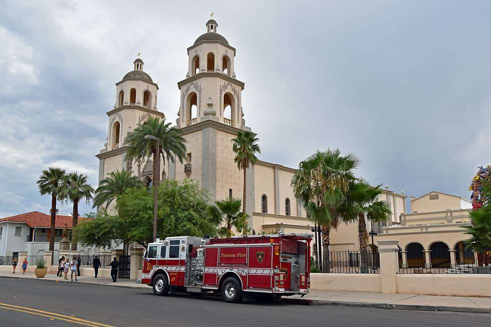 Tucson - St Augustine Cathedral
