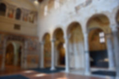 Brescia Santa Giulia musée basilique San Salvatore