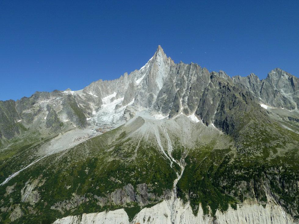 Chamonix - Grand Balcon Nord - Signal Forbes - Aiguille des Drus