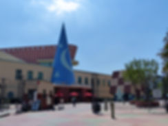 Los Angeles Burbank Walt Disney Studios