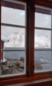 Norvège - Lofoten - Hamnøy - Eliassen Rorbuer