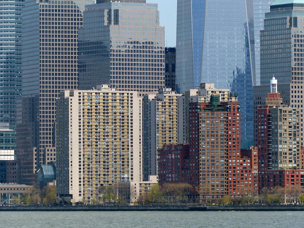 New-York - Battery Park City